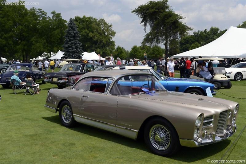 1958 Facel Vega Fvs At The Concours D Elegance Of America