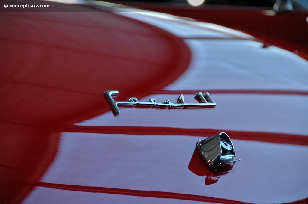 1963 Facel Vega Facel II Image. Chassis number 1963 Facel