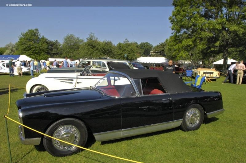 1957 Facel Vega FVS