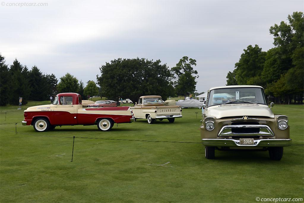 1958 Fargo Series D100 Image