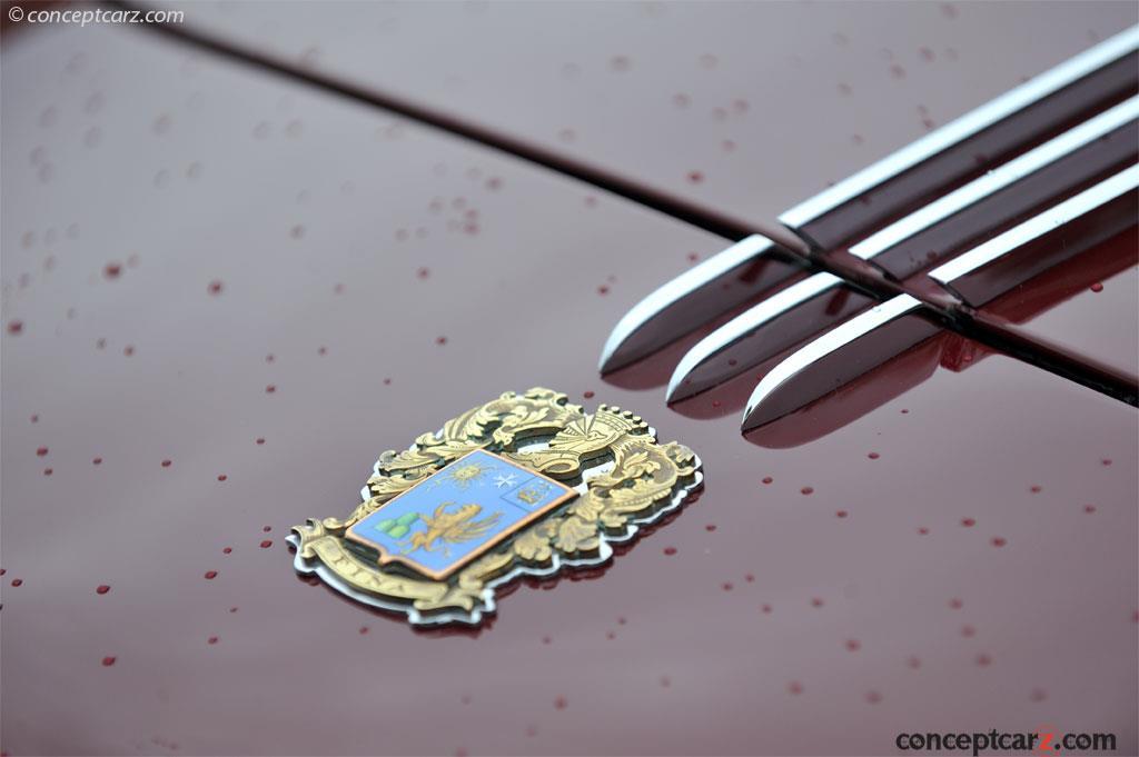 1956 Fina Sport Convertible
