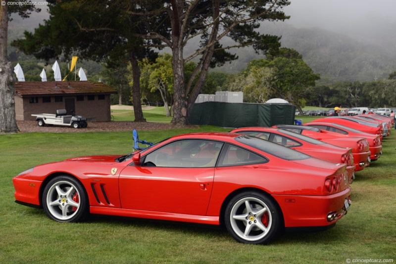 2000 Ferrari 550 Maranello Image Photo 4 Of 22