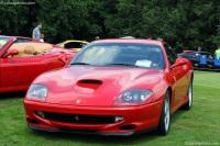 2000 Ferrari 550 Maranello image.