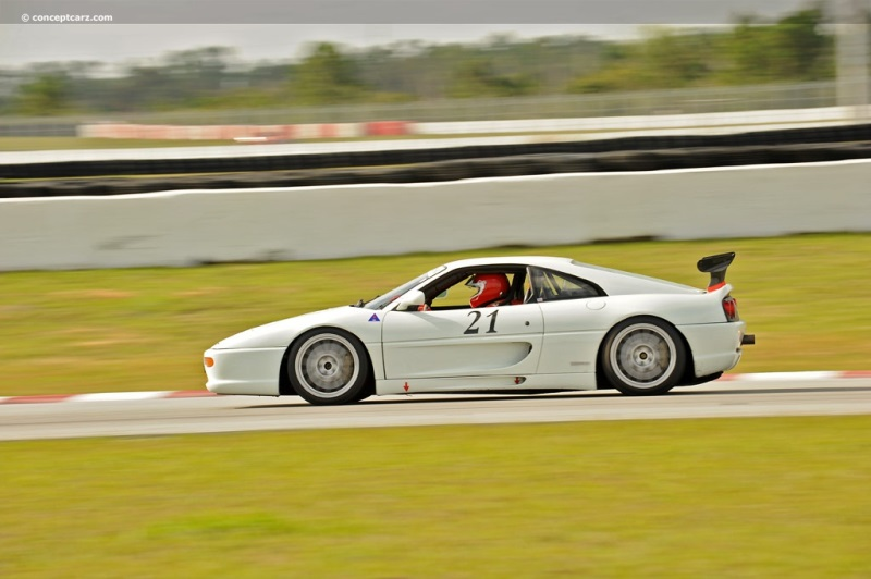 2000 Ferrari 355 Challenge