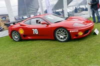 2001 Ferrari 360 Challenge.  Chassis number ZFFYR51B000123439