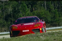 2001 Ferrari 360 GT Michelotto image.