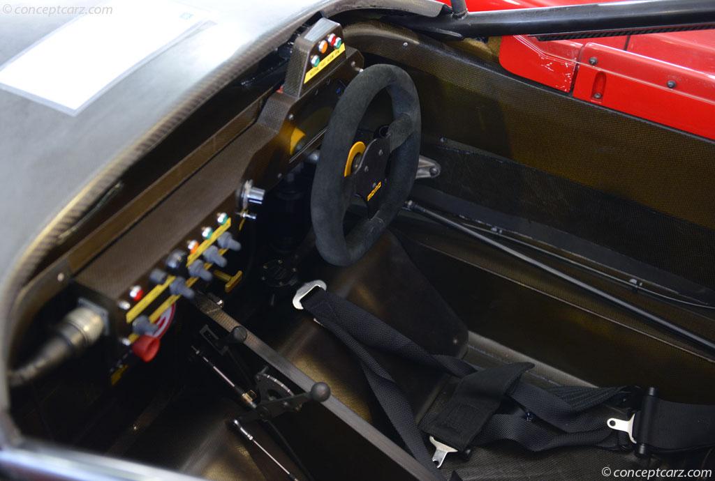 2001 Ferrari F333 SP