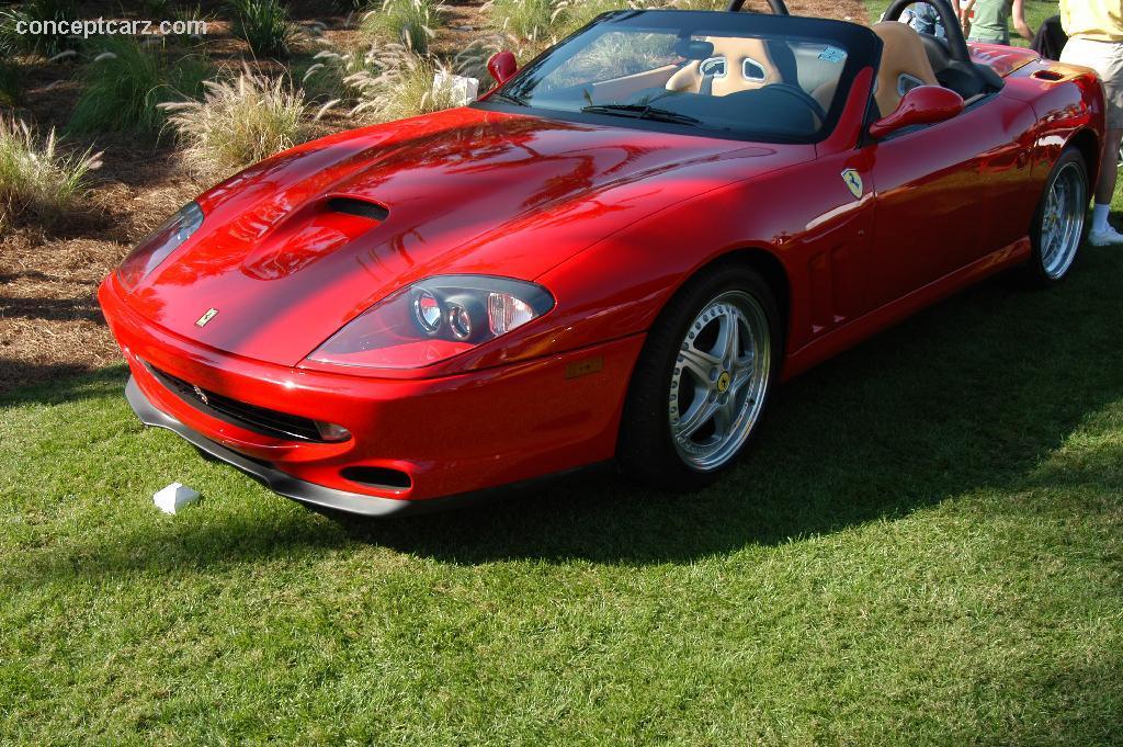 2000 Ferrari 550 Barchetta Image Https Www Conceptcarz