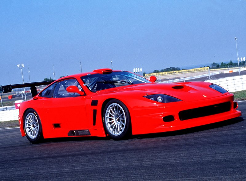 Auction Results and Sales Data for 2003 Ferrari 575 GTC