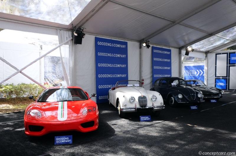 2004 Ferrari 360 Challenge Stradale Chassis Zffdu57a340139600