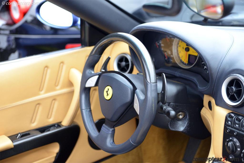 Auction Results And Sales Data For 2005 Ferrari 575m Superamerica