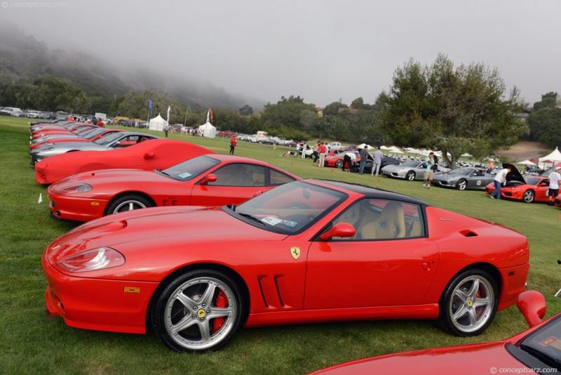 2005 Ferrari 575m Superamerica History Pictures Value Auction