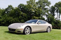 Image of the 612 Scaglietti