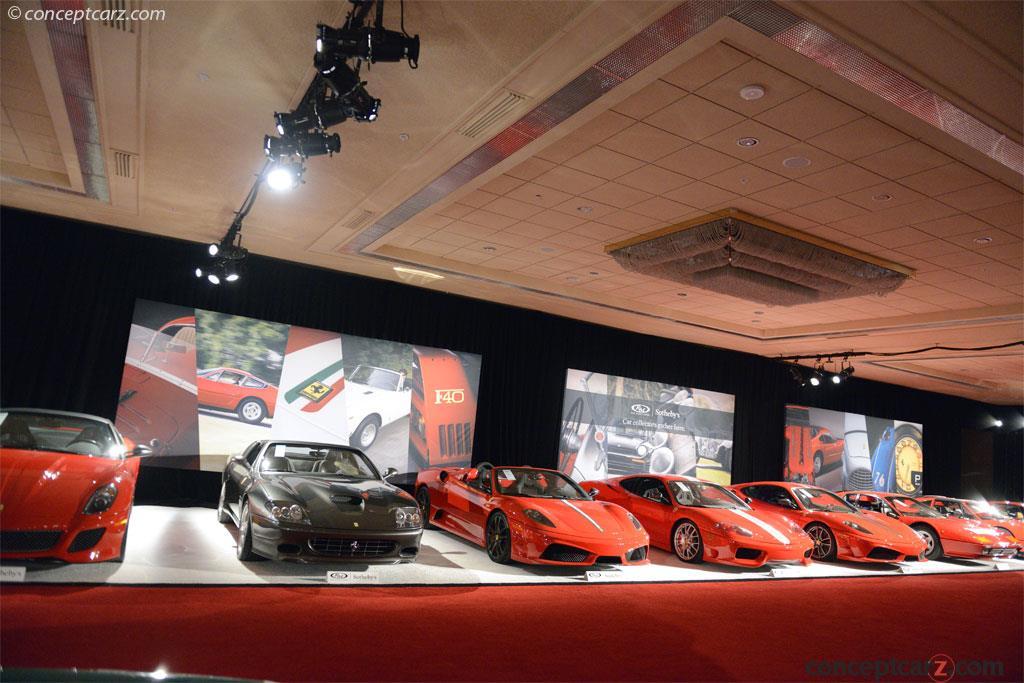 2009 Ferrari Scuderia Spider 16m News And Information