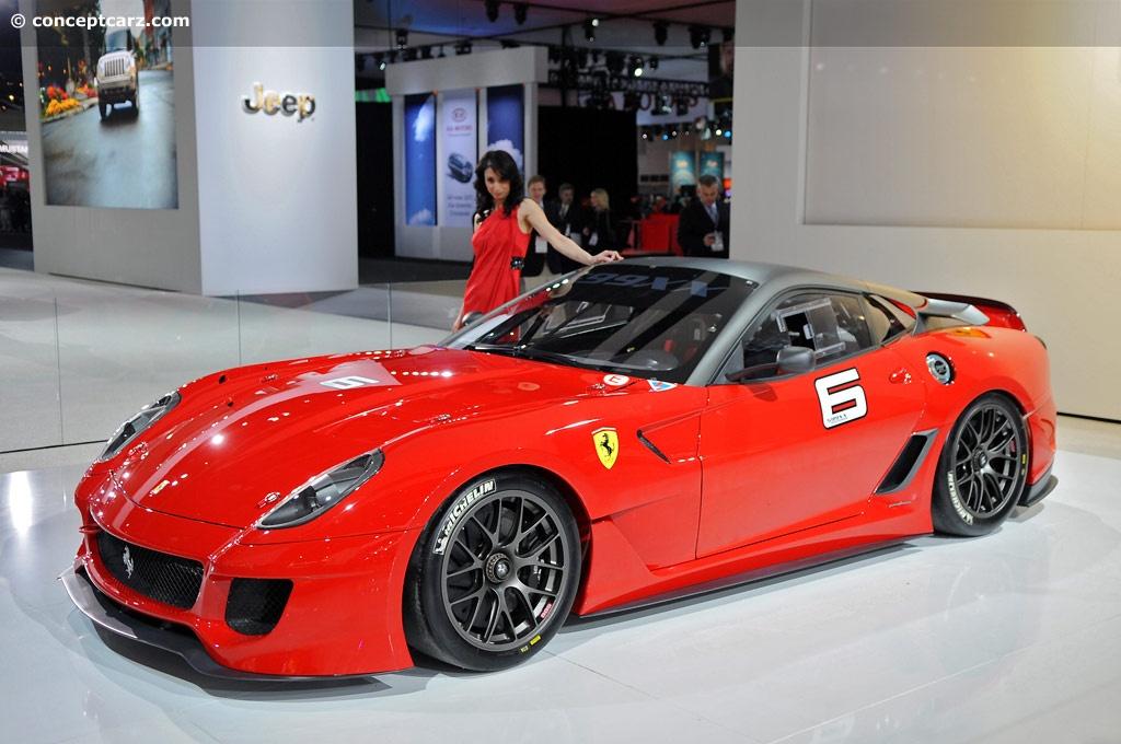 2009 Ferrari 599xx Image Https Www Conceptcarz Com