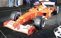 2002 Ferrari F2002 image.