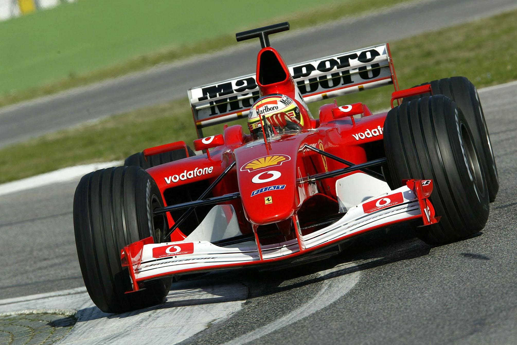 2002 Ferrari F2002 Image Https Www Conceptcarz Com