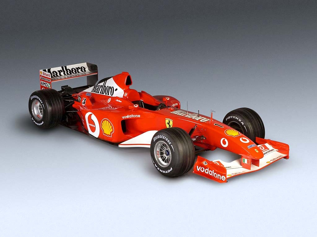 2002 f1 ferrari