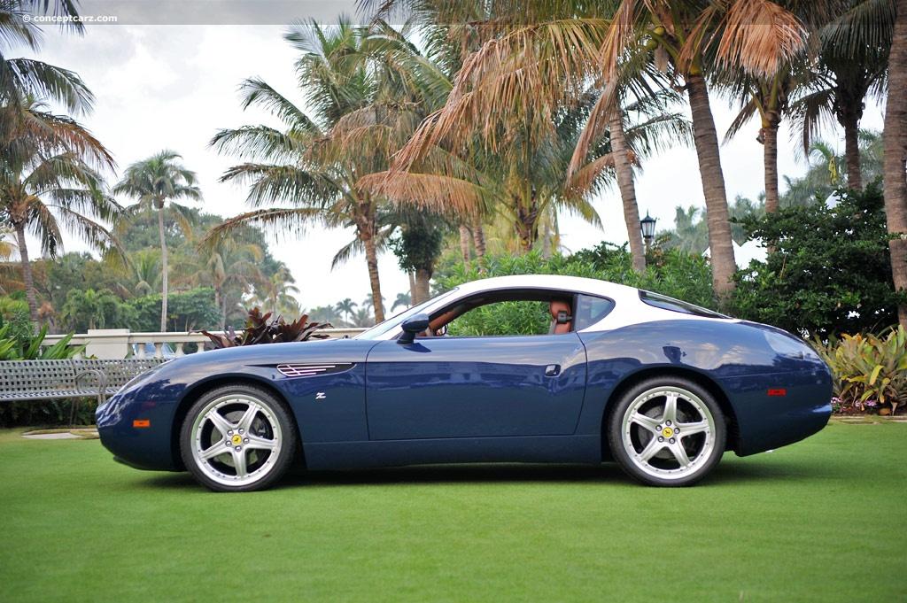 2009 Zagato 575 GTZ Image. Chassis number 140719. Photo 23 ...