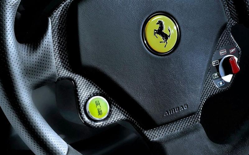 2010 Ferrari 599 GTB CHINA Cracked Porcelain