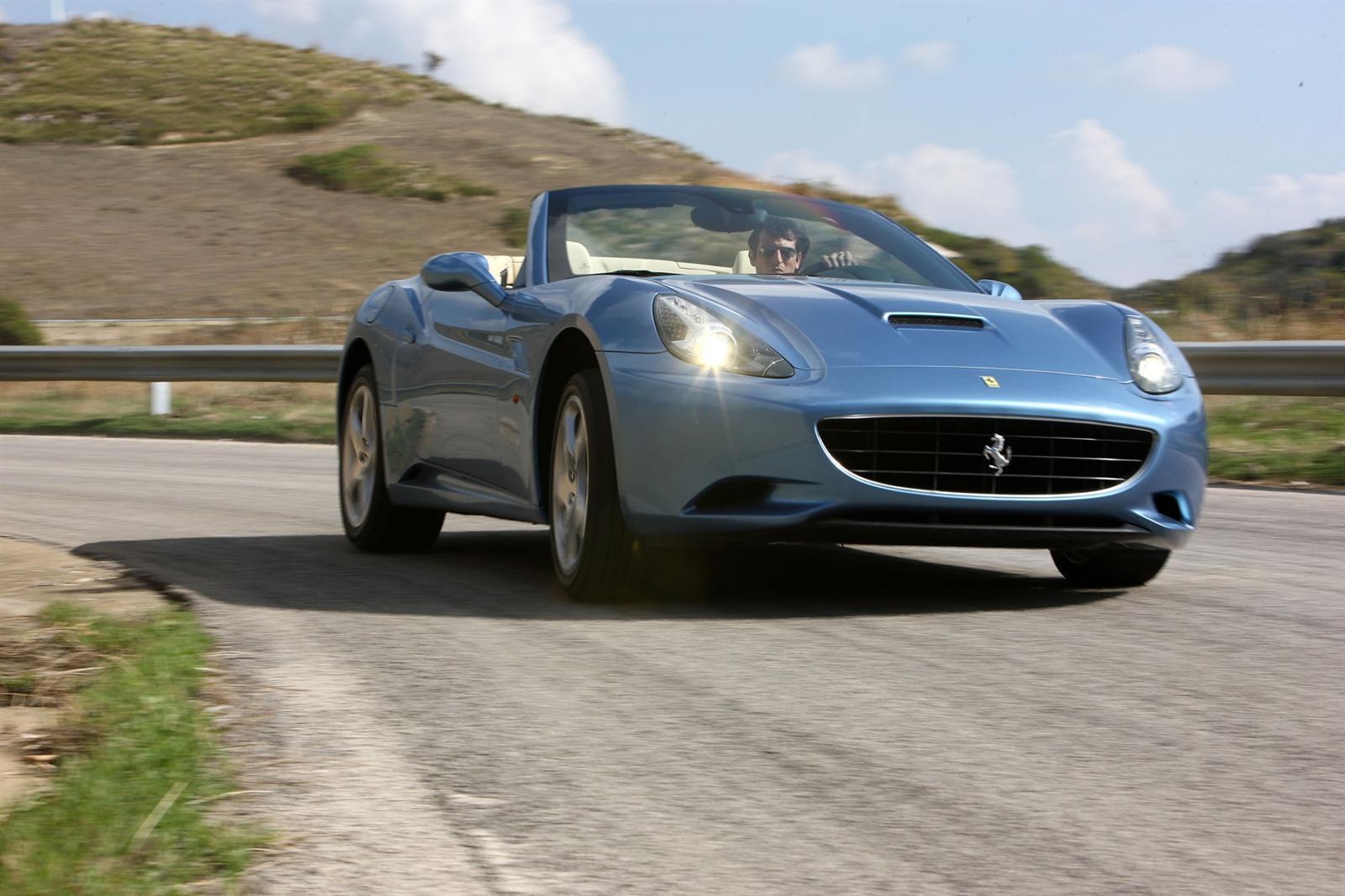 2010 Ferrari California Image. Photo 33 of 42