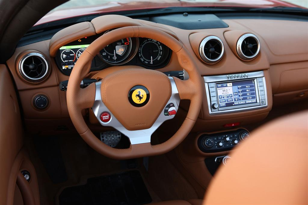 2010 Ferrari California News and Information