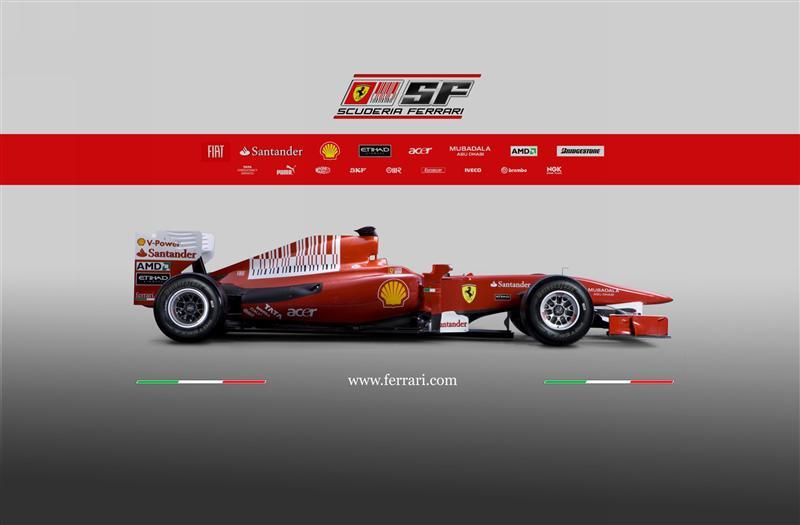 2010 Ferrari F10 Wallpaper and Image Gallery