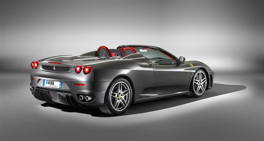 2010 Ferrari F430 Spider News And Information Conceptcarz Com