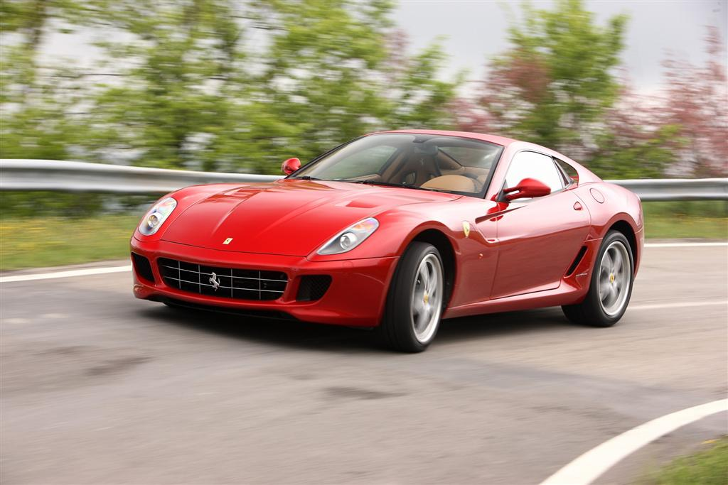 Auction Results And Sales Data For 2010 Ferrari 599 Gtb Fiorano