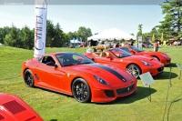 2010 Ferrari 599 GTO image.