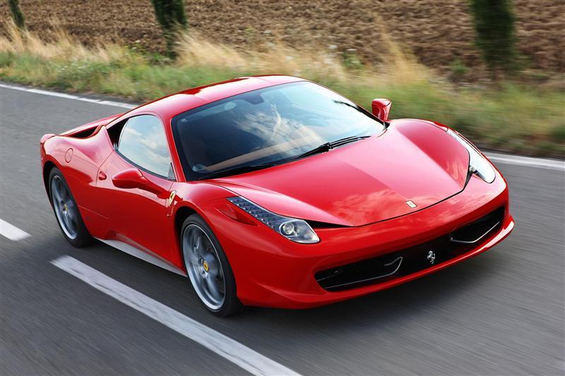 2012 Ferrari 458 Italia Image Photo 31 Of 61