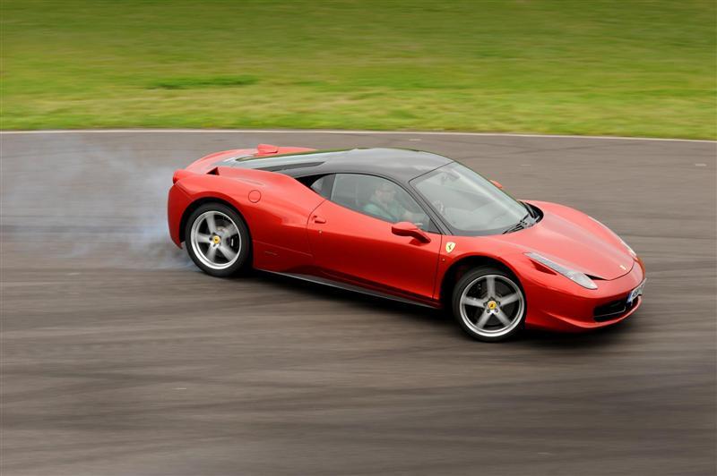 2012 Ferrari 458 Italia Image Photo 22 Of 61