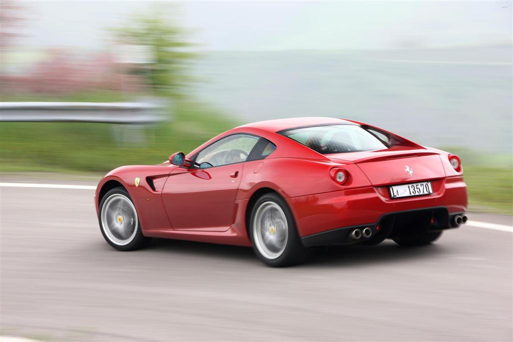 2012 Ferrari 599 Gtb Fiorano Technical And Mechanical Specifications
