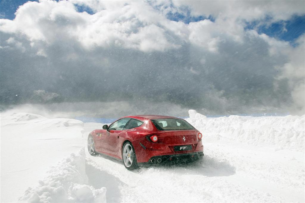 2013 Ferrari Ff News And Information Conceptcarz