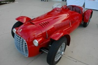 1947 Ferrari 166 Spyder Corsa image.