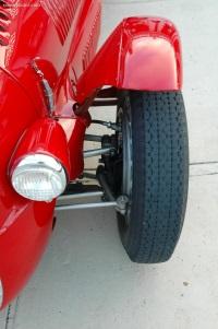 1947 Ferrari 166 Spyder Corsa