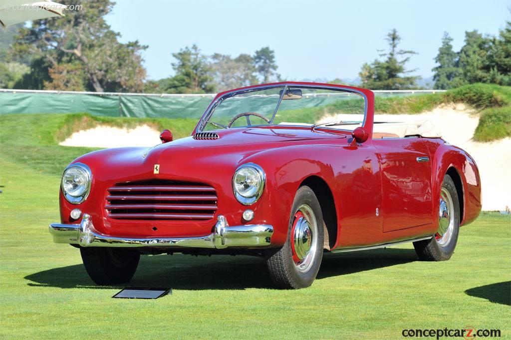 1949 Ferrari 166 Inter