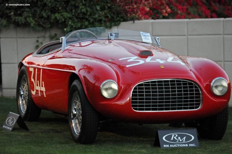 1949 Ferrari 166mm Chassis 0024m