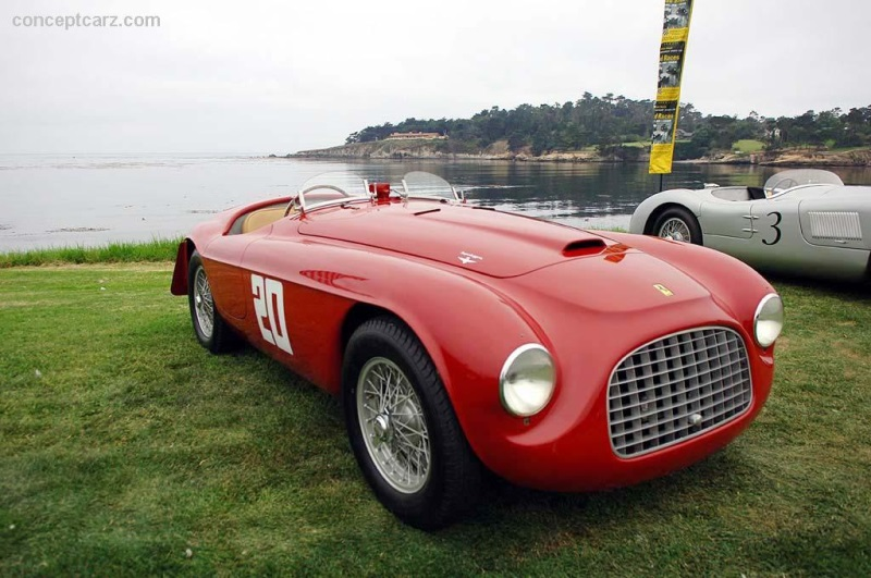 Pebble Beach Sports Car Races