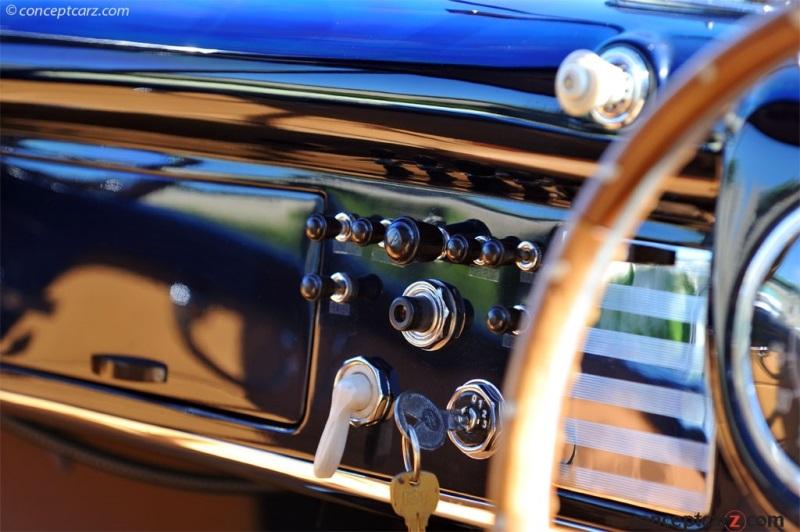 1950 Ferrari 166 Inter