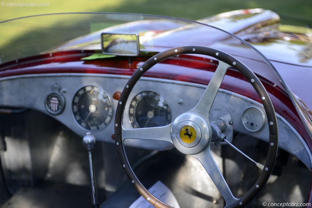 1950 Ferrari 275S/340 America