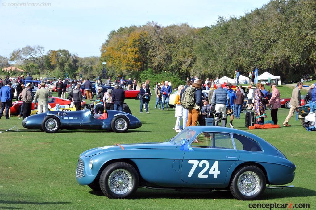 1950 Ferrari 166 MM LeMans
