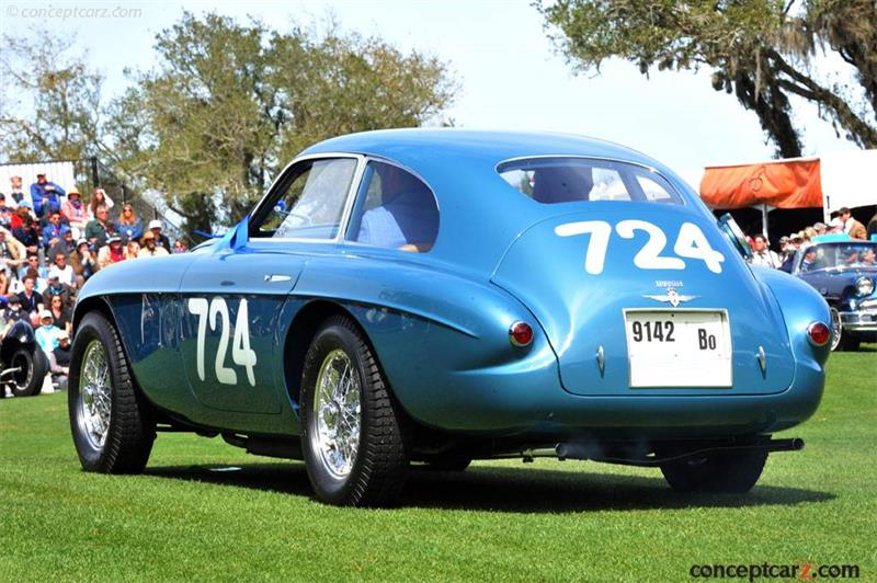 1950 Ferrari 166 MM LeMans