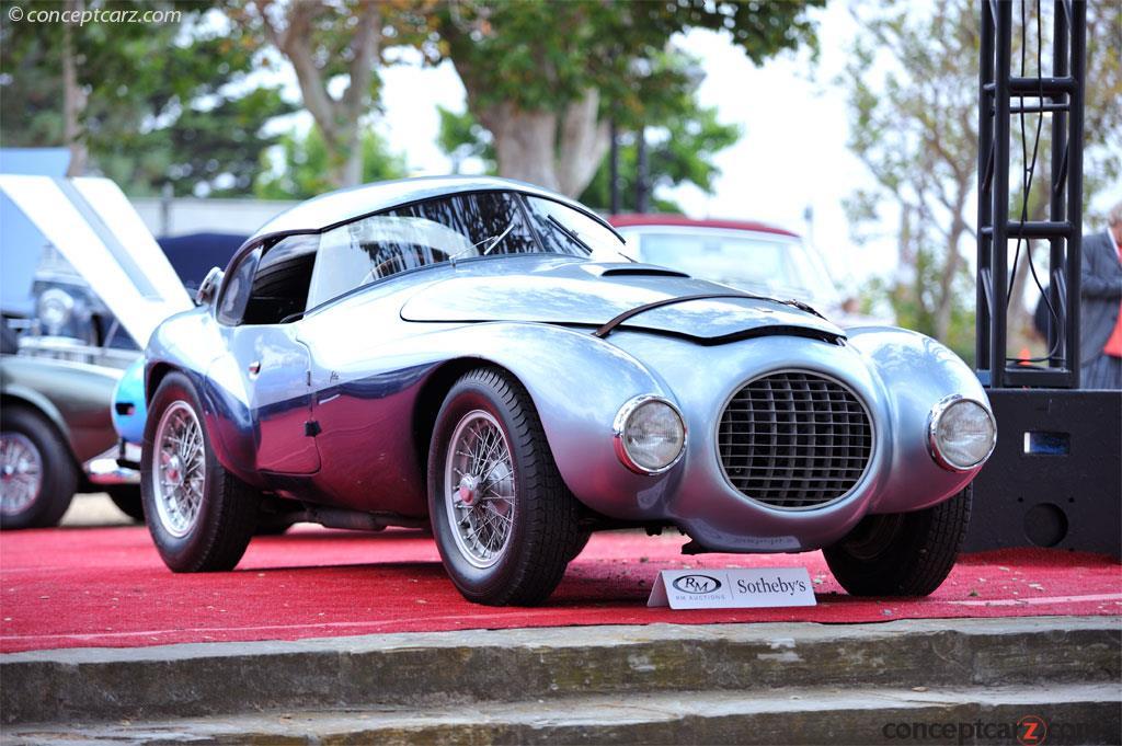 1950 Ferrari 166MM
