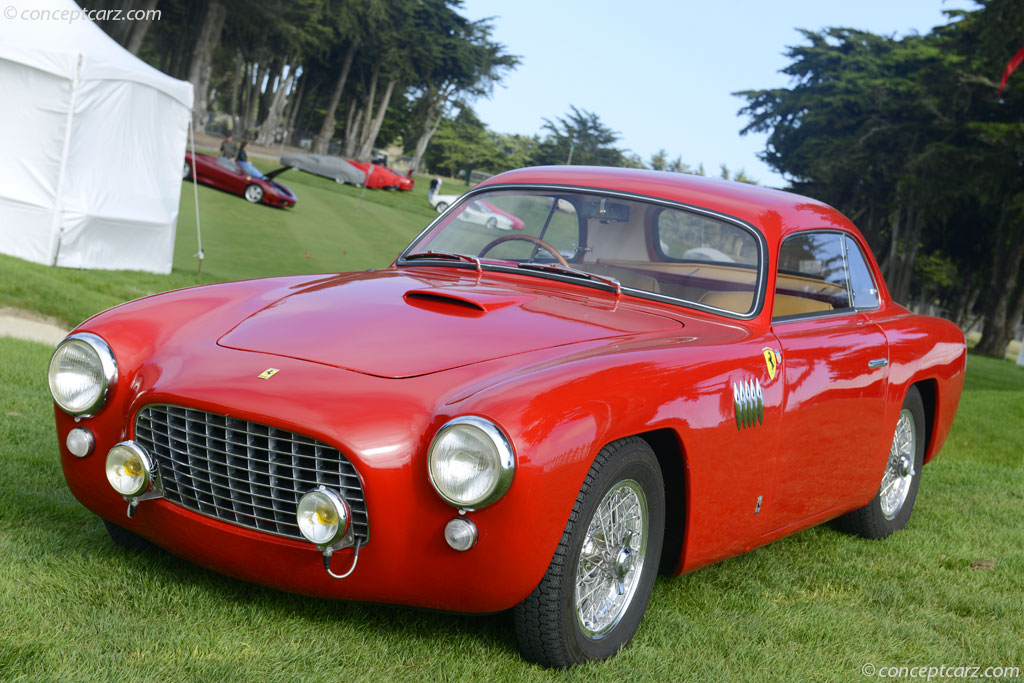 1950 Ferrari 212 Inter Pictures History Value Research