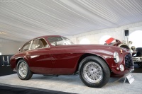1951 Ferrari 212 Export.  Chassis number 0088 E