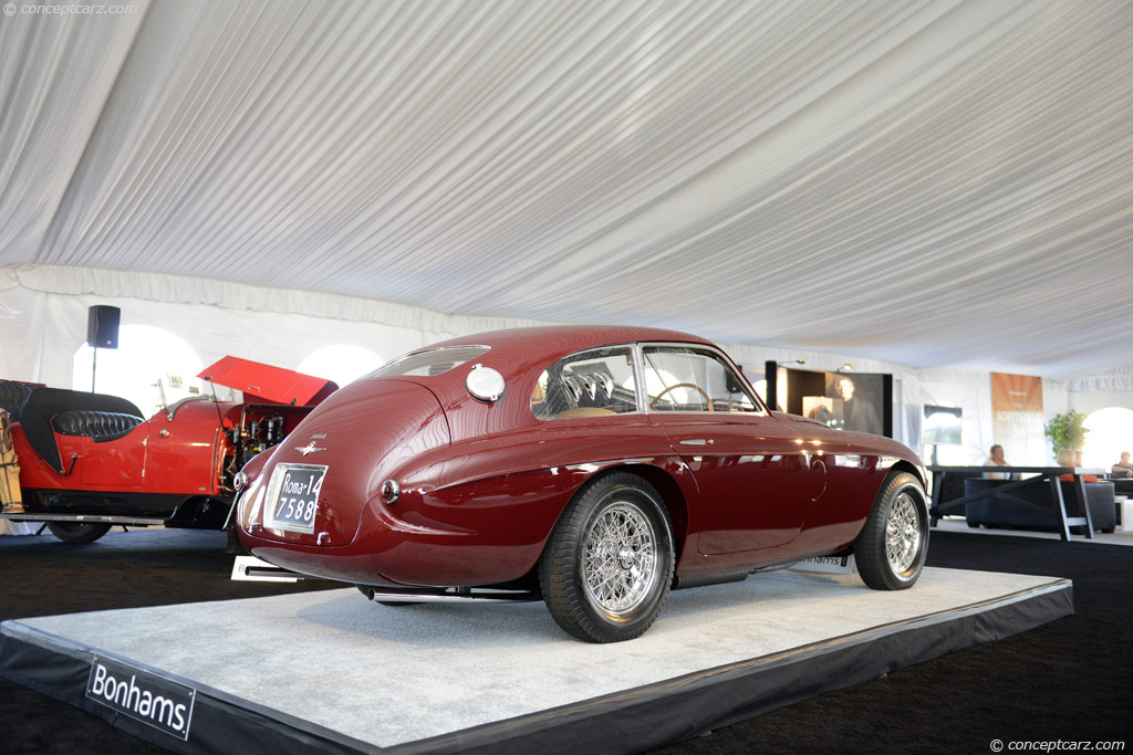 1951 Ferrari 212 Export Image Chassis Number 0088 E