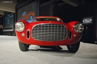 1952 Ferrari 225 Sport.  Chassis number 0168ED