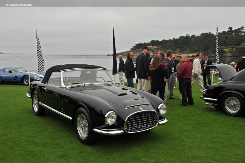 1952 Ferrari 342 America