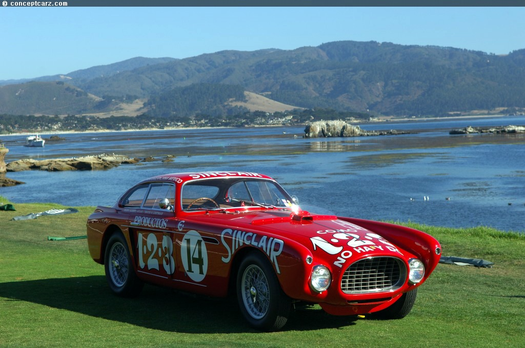 1952 Ferrari 340 Mexico Image Chassis Number 0226 At Photo 52 Of 55